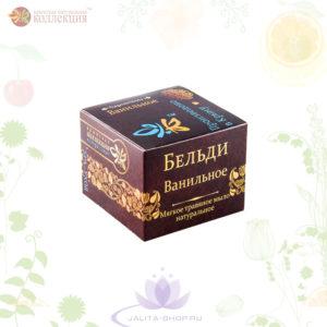 Мыло бельди Ванильное 120 гр - Крымская косметика