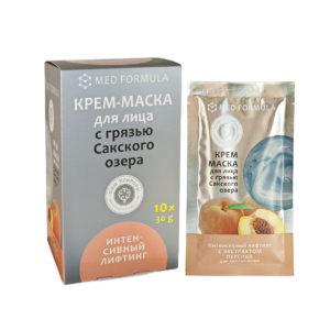 Крым купить косметику - Крем-маска с Грязью Сакского озера Интенсивный лифтинг
