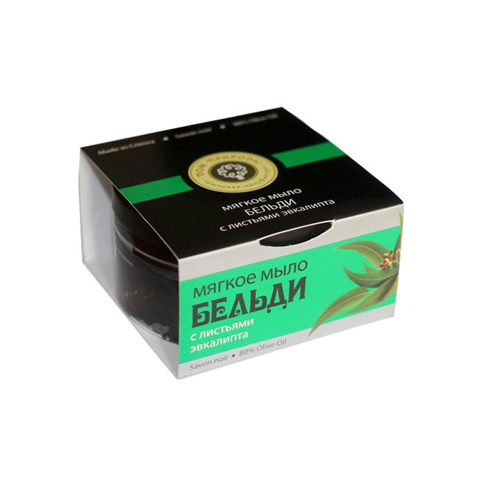 Мыло Бельди с листьями эвкалипта 150 гр