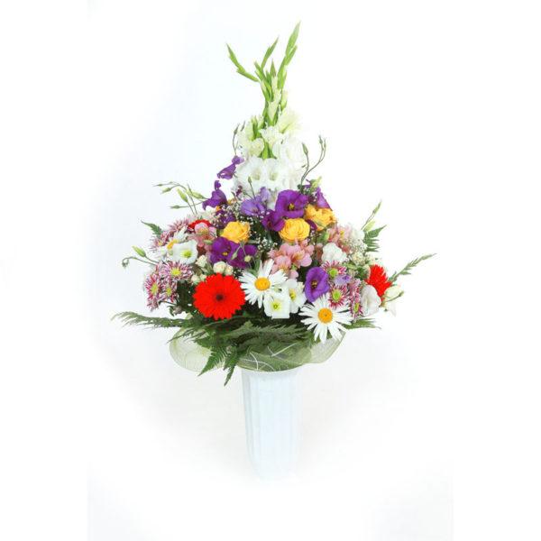 Букет цветов на 8 марта