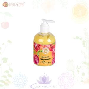 Купить в Ялте Крем-мыло Цветочное Мимоза