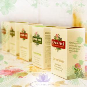 Крым-Чай - набр крымских чаев из крымских трав)