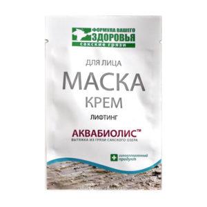 Крымская косметика - Крем-маска для лица Лифтинг