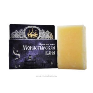 Купить Натуральное мыло Монастырская баня