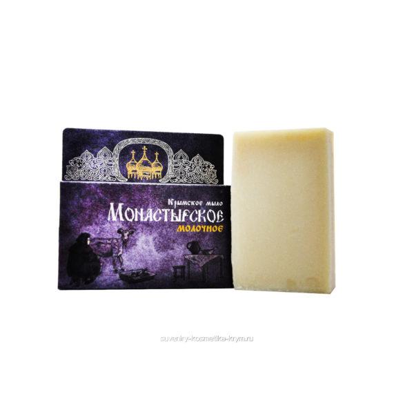 Крымское мыло монастырское Молочное - купить оптом из Крыма