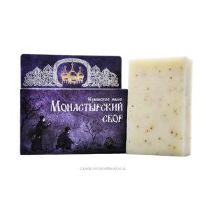 Крымская косметика Натуральное мыло Монастырский сбор