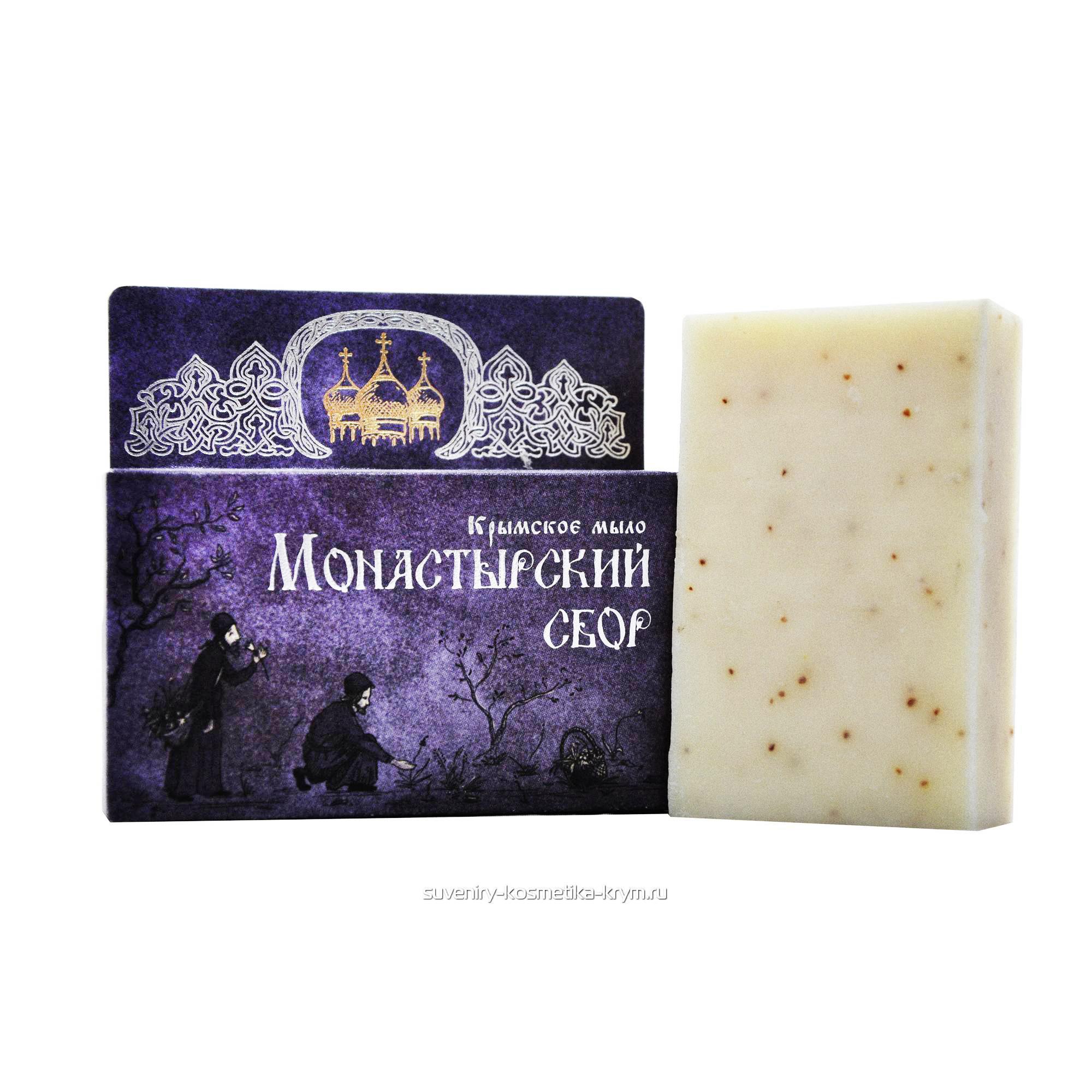 """Натуральное мыло """"Монастырский сбор"""""""