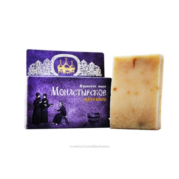 Мыло монастырское Целебное - рекомендуется при кожных заболеваниях аллергического характера