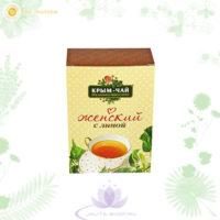 Крымский чай с липой для женщин, 70 г