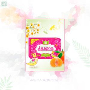 Мыло для девочек Амадина натуральное