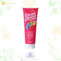 Натуральная сочная маска красные ягоды для комбинированной кожи