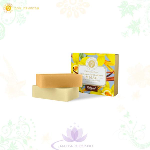Парфюмированное мыло «Пудровая ваниль»