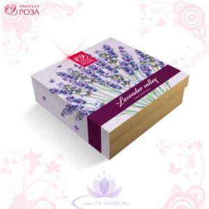 Крым - Подарочный набор «Lavender-Valley» Крымская Роза