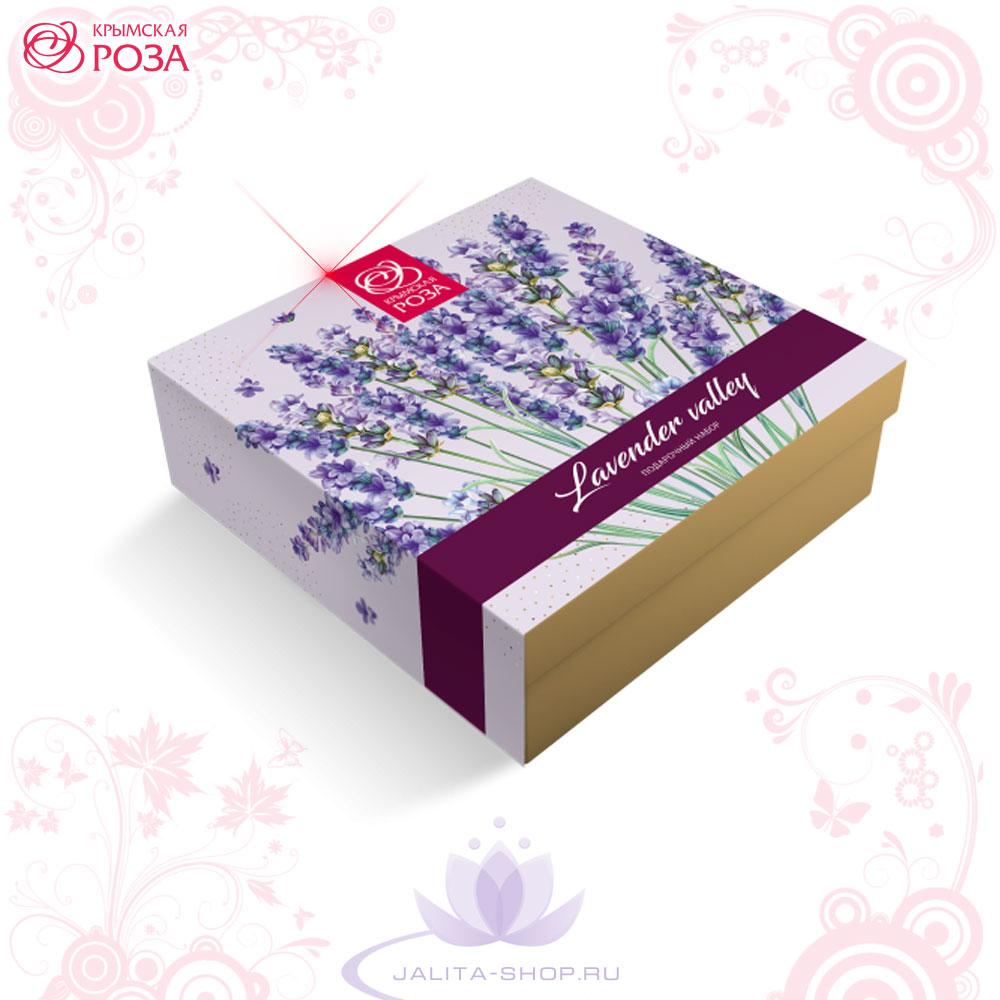 Подарочный набор от Крымская Роза «Lavender-Valley»