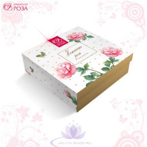 Подарочный набор косметики «Нежность розы»