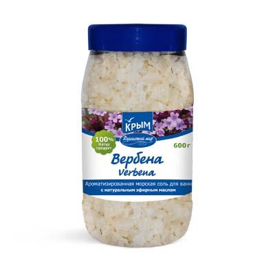 Купить Морская соль для ванн «Вербена»